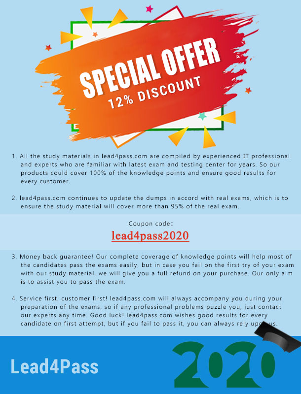 lead4pass 70-412 coupon